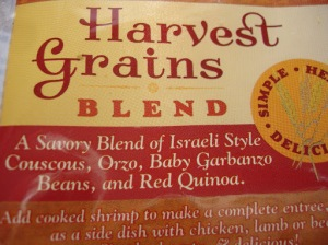 Harvest Grains Salad | BettyCupcakes.com