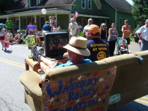 Moscow VT 4th of July Parade   Kicking It Old School in Stowe Vermont   BettyCupcakes.com