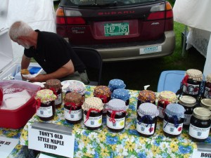 Stowe Vermont Farmers Market | Summer Pasta Salad | BettyCupcakes.com