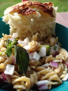 Summer Pasta Salad   BettyCupcakes.com
