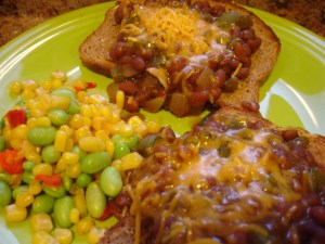 Vegetarian Sloppy Joe Sandwiches | BettyCupcakes.com #vegetarian #sloppyjoe #sandwiches